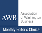 Association of Washington Business - Washington State Chamber of Commerce - Monthly Editor's Choice
